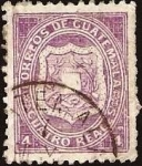 Stamps America - Guatemala -  Clásicos - Guatemala