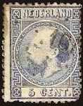 Stamps Netherlands -  Clásicos - Holanda