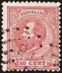Stamps Europe - Netherlands -  Clásicos - Holanda