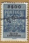 Stamps Portugal -  ESCUDO de ARMAS