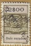 Stamps Portugal -  ESCUDO de ARMAS Fiscal