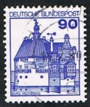 sellos de Europa - Alemania -  DEUTSCHE BUNDESPOST