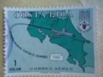 Stamps Costa Rica -  FAO.-Campaña Mundial contra el hambre