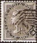 Stamps Europe - United Kingdom -  Clásicos - India del Este