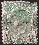 Sellos de Europa - Reino Unido -  Clásicos - Tasmania