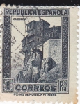 Stamps Spain -  Cuenca             (I)