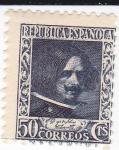 Stamps Spain -  Diego Velázquez       (I)