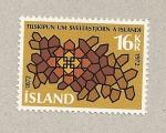 Stamps Iceland -  Unión de municipalidades