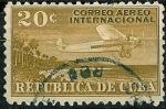 Sellos del Mundo : America : Cuba : Avión