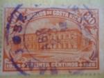 Sellos de America - Costa Rica -  ESCUELA NORMAL- HEREDIA 1925-1926