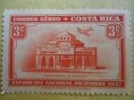 Stamps Costa Rica -  Banco Nacional de Costa Rica.