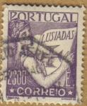 Stamps Portugal -  LUISIADAS