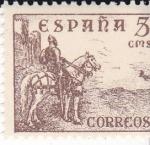 Stamps Spain -  Cid                (I)