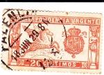 Stamps : Europe : Spain :  Pegaso-Correspondencia Urgente     (I)