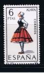 Stamps Spain -  Edifil  1767  Trajes típicos españoles.