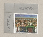 Sellos de Europa - Letonia -  Festival canción nacional