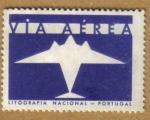 Stamps Portugal -  Via Aerea