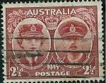 Stamps Australia -  Gloucester