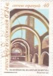Sellos de Europa - Andorra -  25º Aniversari del Nou Santuari de Meritxell
