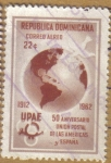 Stamps America - Dominican Republic -  Bola del Mundo