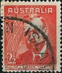 Stamps Australia -  William J.Farrer