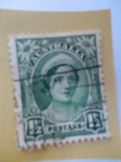 Sellos de Oceania - Australia -  Reina  Isabel