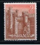 Sellos de Europa - España -  Edifil  1812  Castillos de España.