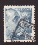 Stamps Europe - Spain -  frncisco franco