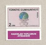 Stamps Turkey -  Símbolos