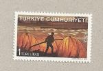 Stamps Turkey -  invernaderos