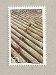 Stamps Turkey -  Túneles de plástico