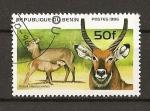 Stamps Africa - Benin -  Benin - (Dahomey).