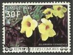 Sellos del Mundo : Africa : Comores : Flora, flores