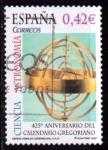 Sellos de Europa - España -  425 anivª del calendario gregoriano