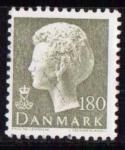 Sellos del Mundo : Europa : Dinamarca : Personaje
