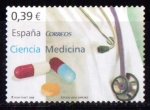 Sellos del Mundo : Europa : España : Ciencia Medicina