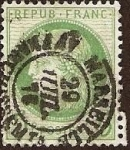 Stamps France -  Clásicos - Francia