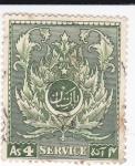 Sellos de Asia - Pakistán -  IV Aniversario de la Independencia