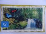 Stamps : America : Austria :  Trópicos Humedos