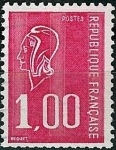 Stamps France -  Marianne de Béquet