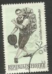 Stamps Austria -  Opereta de Carl Zeller