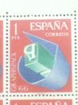 Sellos de Europa - España -  Salón de artes gráficas,envase y embalaje