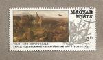 Stamps Hungary -  1100 Aniv. de Arpad príncipe de los magiares