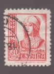 Stamps Europe - Spain -  Isabel I la Católica