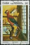 Stamps Cuba -  Guacamayo