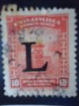 Stamps Colombia -  El  Dorado.