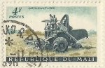 Stamps Mali -  AGRICULTURA