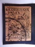 Stamps Colombia -  ESCUDO.
