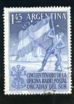 Stamps : America : Argentina :  Orcadas del Sur