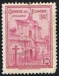 Stamps Ecuador -  CORREOS DEL ECUADOR